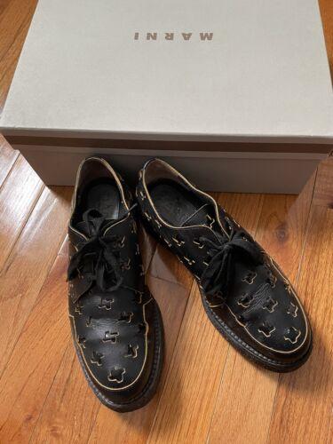 Marni Platform Shoes Size 6