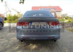 For-HONDA-ACCORD-VII-7-gen-CL-02-06-rear-bumper-diffuser-diffuzer-spoiler-trim