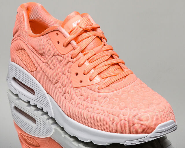 innovative design a20ba bb7f2 Nike WMNS Air Max 90 Ultra Plush women lifestyle sneakers NEW atomic pink