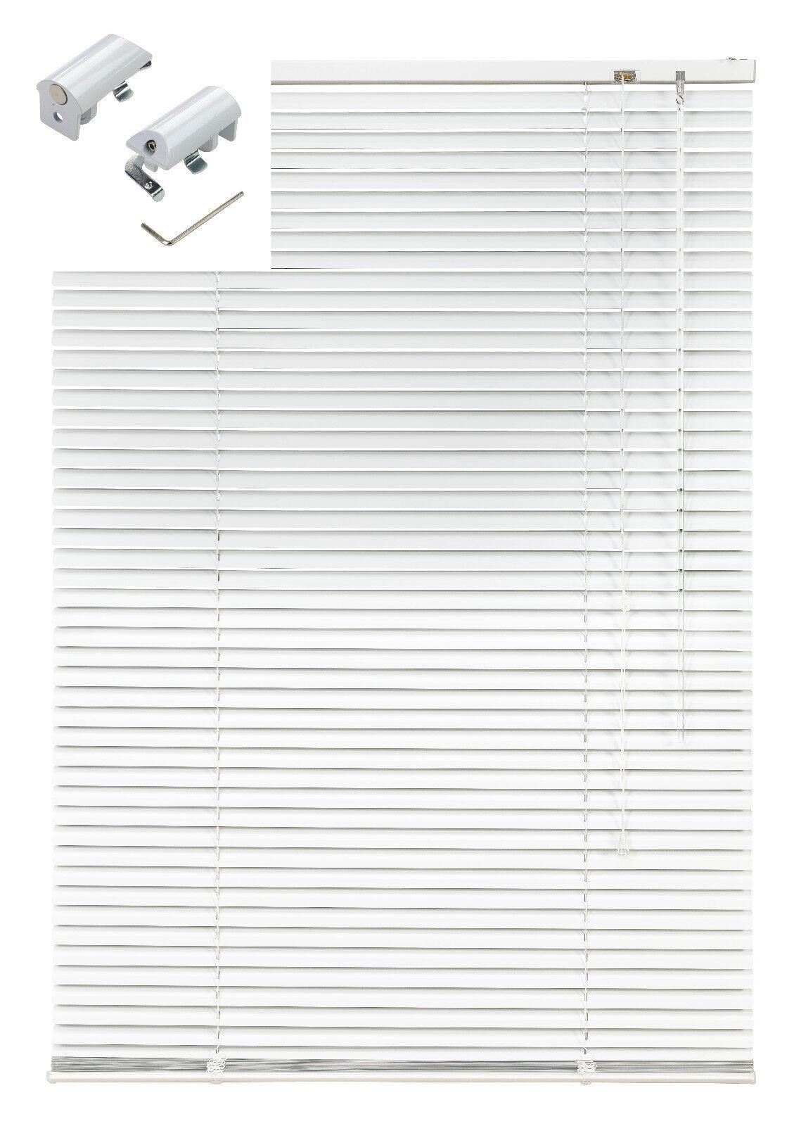 Aluminium Jalousie Alu Jalousette Jalousette Jalousette Weiß Silber Tür Fenster Klemmfix Rollo Plissee   Speichern  dc3c47