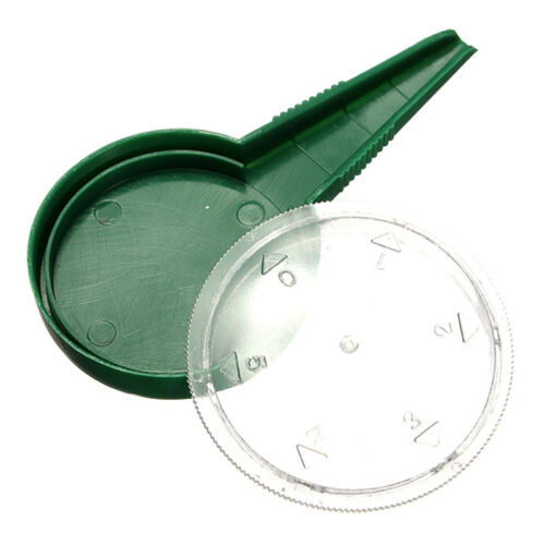 UKarden Plant Seed Dispenser Sower Planter Seed Dial With 5 Different Setting xl