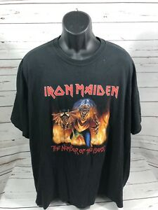 Iron-Maiden-The-Number-Of-The-Beast-T-Shirt-Size-XL-XXL