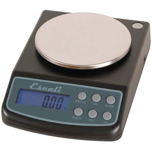 Escali L-Series L125 Professional Lab Scale, Round Platform - L125