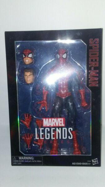 1/6 Marvel Legends Series Spider-man Action Figure ModèLes à La Mode