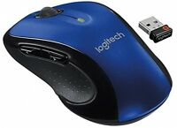 Wireless Mouse, Accessories Computers Laptops Gaming Office Blue on sale