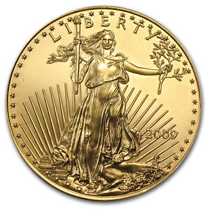 2009-1-oz-Gold-American-Eagle-BU-SKU-48683