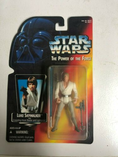 NEW Kenner Star Wars Power of the Force Episode 1 Action Figures