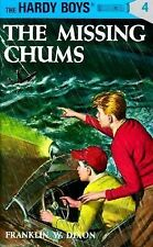 The Hardy Boys Ser.: The Missing Chums 4 by Franklin W. Dixon (1930,...