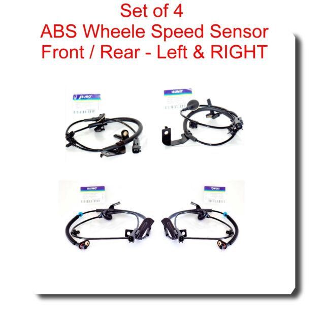 ABS Wheel Speed Sensor Front Left For Dodge Caliber Jeep Compass Patriot ALS2088