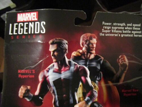 "Marvel Legends 4-1//4/"" Supreme Powers Action Figures Comic Book 2 Pack Sinister 1"