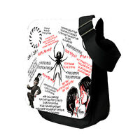 MY CHEMICAL ROMANCE MCR SMALL Pilot Shoulder Bag