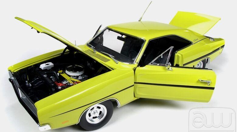 para proporcionarle una compra en línea agradable 1969 Dodge Cochegador sucio Mary Crazy Larry 1 18 Auto Auto Auto World 101  varios tamaños