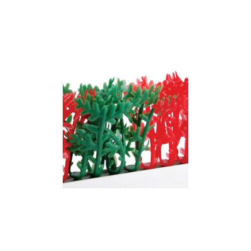 12 Pack Red Green Cypress Garnish Divider By Dalebrook