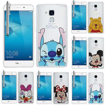 Cell Phones & Accessories Silikon Tpu Handy Schutzhülle Cartoon Disney Für Huawei Honor 5c/ Honor 7 Lite Hot Sale 50-70% OFF