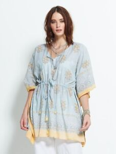90-OFF-SALE-NOMADS-Kaftan-Artisan-Hand-Block-Printed-Ethically-Sourced-BP48