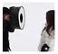 18in-45cm-Photo-Speedlite-speedlight-Ring-Flash-RoundFlash-diffuser-softbox-US thumbnail 2