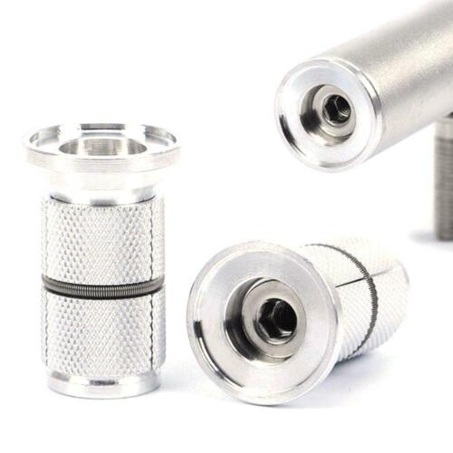 Stainless Headset Expander bicycle Stem 28.6mm Steerer For carbon HOT fork P9W3