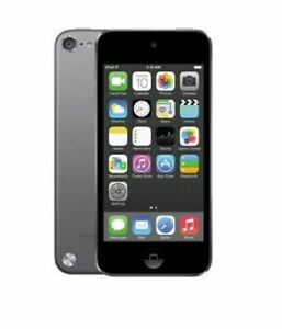 Apple-iPod-touch-5th-Generation-Gray-16GB-w-new-original-earbuds-charger