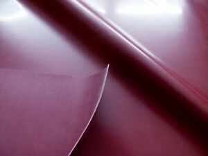 92cm Wide Latex Rubber 0.45mm Thick Plum