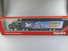 """Herpa:Mack US-Truck  """"500 years America"""" Nr. 140874 (UK3)"""
