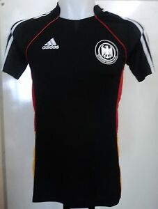 GERMANY WOMENS PLAYER ISSUE HANDBALL SHIRT BY ADIDAS LADIES SIZE 6 ... 42364a73f