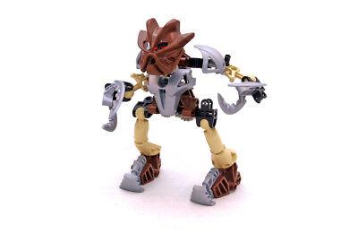 100/% Complete Figure no instructions Lego 8568 Bionicle POHATU NUVA Toa Nuva