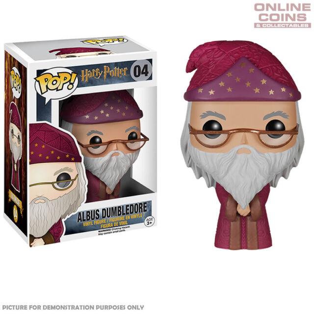 POP Movies Albus Dumbledore Funko Pop Funko Movies: 5863 Accessory Cinéma Harry Potter