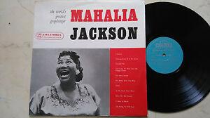 MAHALIA-JACKSON-The-World-s-Greatest-Gospelsinger-COLUMBIA-1st-PRESS