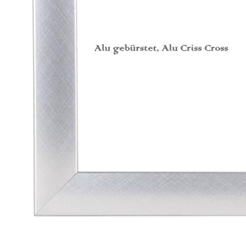 Bilderrahmen Antireflex 22 Farben ab 72x21 bis 72x31 cm Foto Poster Rahmen Neu