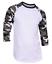 Raglan-Men-039-s-Casual-Baseball-T-Shirt-3-4-Sleeve-Plain-Jersey-Tee-S-2XL thumbnail 15