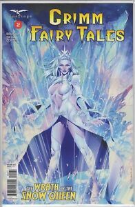 Grimm Fairy Tales Tarot #2 Cover D NM 2017 Zenescope Vault 35