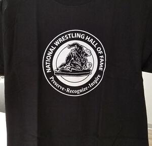National-Wrestling-Hall-of-Fame-Logo-T-shirt