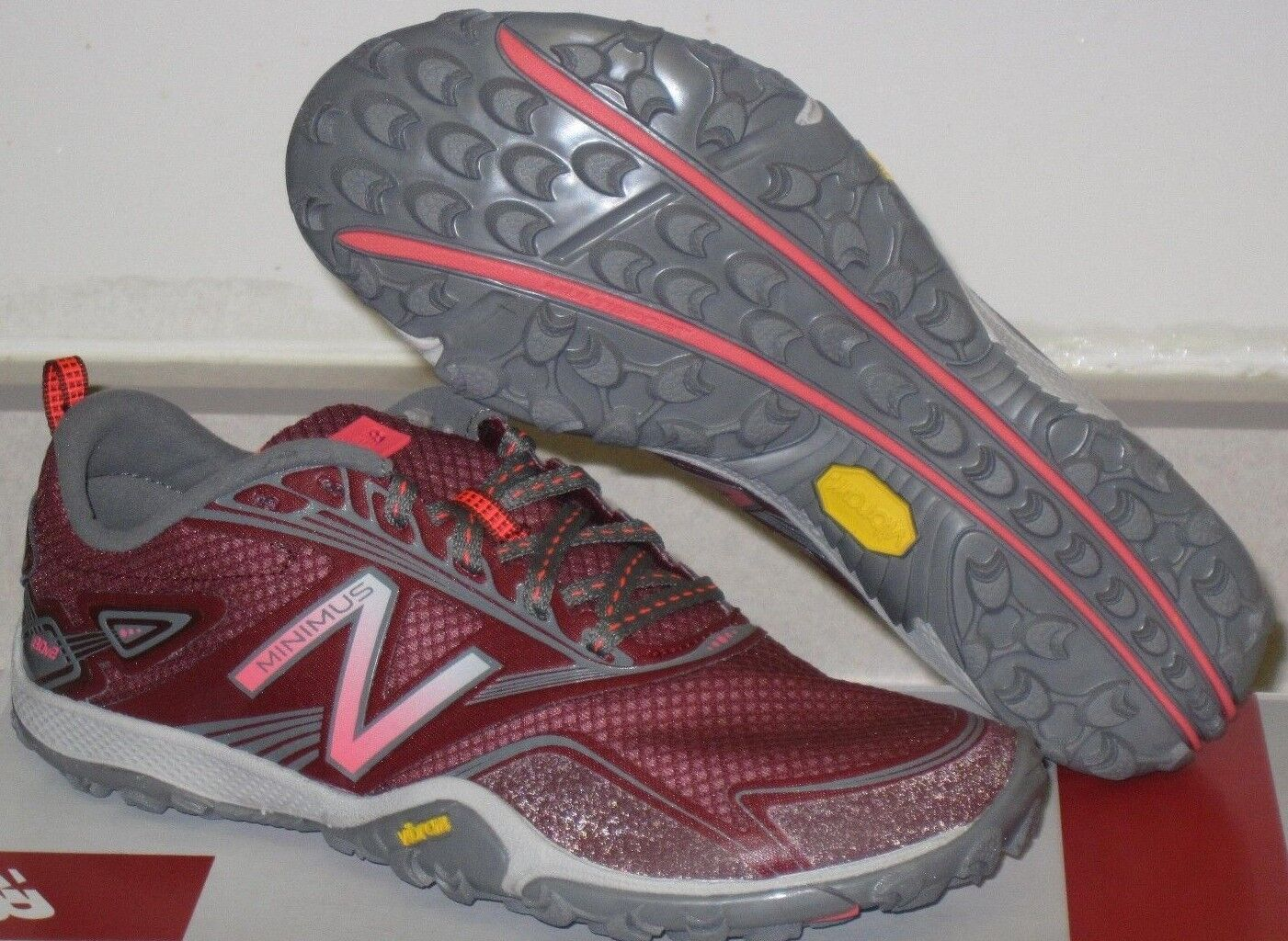 NEW BALANCE MINIMUS 80 v2 WOMEN'S RUNNING SHOES SIZE 7