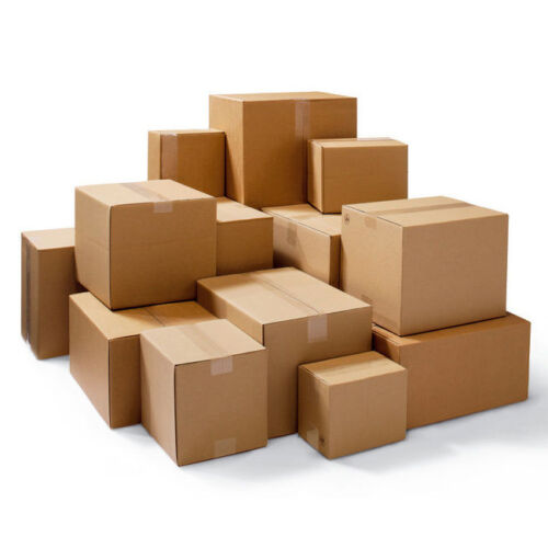 Removal Packing Shipping Choice of Sizes 10 x Double Wall Cardboard Boxes