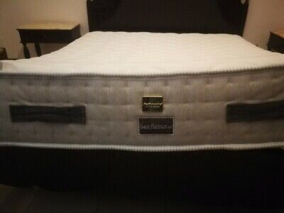 Materasso Matrimoniale 160x195 Soave Platinum 4 0 Per Dormire Ebay