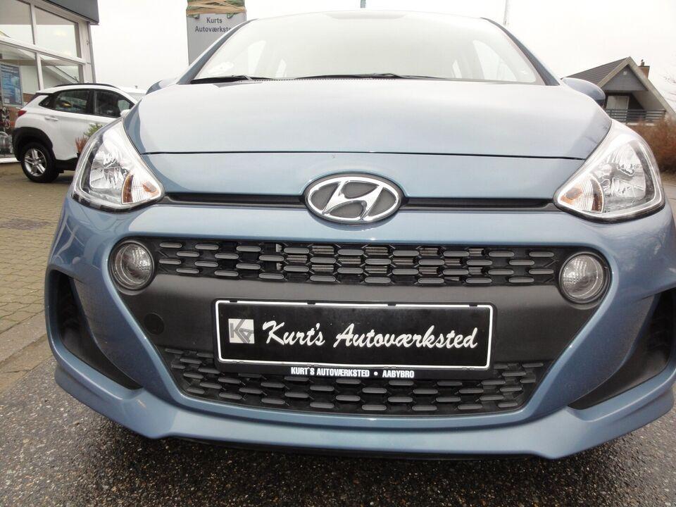 Hyundai i10 1,0 Comfort Benzin modelår 2017 km 43000