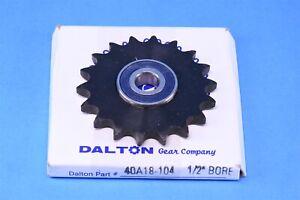 New Dalton #104-1//2 Ball Bearing Idler.