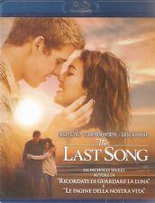 """Blu-ray """"The Last Song"""" EDIZIONE ITALIANA Touchstone fuori catalogo rarissimo"""