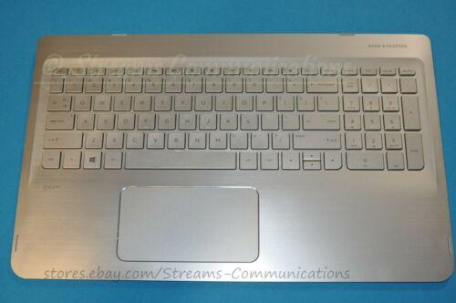 HP ENVY x360 M6-w103DX Laptop Palmrest Touchpad Back-lit Keyboard