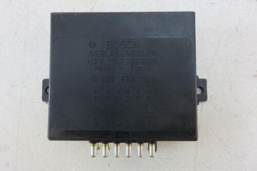 Mercedes R107 560SL 380SL module blower motor control 0008221103
