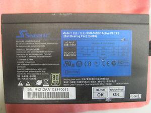 Seasonic-SS-360GP-360W-80-Plus-Gold-PC-Netzteil-PSU-360-Watt-ATX-12V