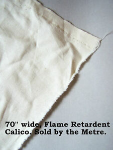 One-metre-of-best-Quality-Flame-Retardent-Upholstery-Calico-70-034-wide