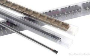 Ic , Tube 0.3 Soic , 508mm, Pk 5, Pièce # 030-0015, Pack De 5 Limpide à Vue