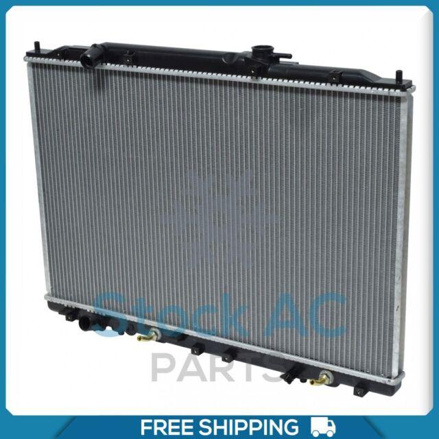 A/C Radiator For Acura MDX, ZDX QU