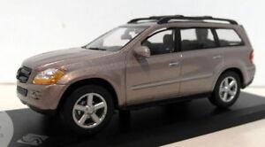 Solido-1-43-escala-Diecast-43305-Mercedes-Benz-GL-gris-metalizado