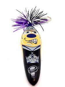 NHL Los Angeles Kings Kooky Klicker Kollectible Pen Clip Authentic Series 1 Key