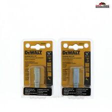 Dewalt Dw5578 12 Diamond Drill Bit 2 Pack New