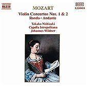 1 of 1 - Mozart: Violin Concertos Nos. 1 & 2, , Very Good Import