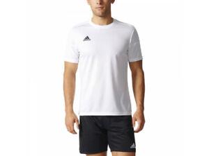 NWT Adidas Squadra 17 Men's Soccer Jersey BJ9176 White | eBay