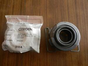 SKF Clutch Release Bearing fits for CITROEN AMI GS AXEL VKC2114 262.782